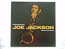 Joe Jackson Body and Soul 1984 A&M SP-5000 Original 1st US Digital Pressing NM