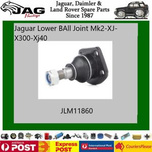 Jaguar Lower Ball Joint Front MK2-XJ-XJ40-X300, JLM11860