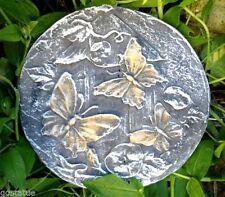 Butterfly concrete plaster mold butterflies plastic casting mould