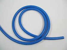 "5ft 1/4"" ID FlexFab 5526 Silicone Heater Hose Blue to 350 F Coolant Radiator 6mm"
