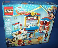 LEGO 41235 DC Super Hero Girls Series 1 WONDER WOMAN DORM NIB New Sealed