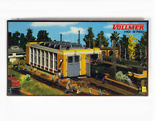 VOLLMER 5760 HO H0 KIT 2 Road shed for locomotives with automatic doors