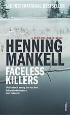 Faceless Killers (Kurt Wallander Mystery), Henning Mankell, New Book