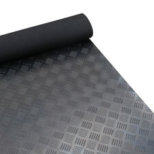 5m x 1.2m1 Bar Checker Rubber Garage Flooring Matting3mm Thick Floor