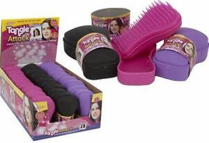 PMS Tangle Attack Deluxe Detangler Hair Brush