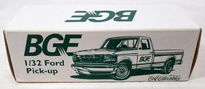 Vintage Ertl BGE #T633 Ford Pickup Truck Bank With Box & Key 1/32 Scale