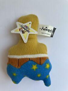 "Neopets McDonald's Starry Paint Brush 4"" toy figure stuffed plush Tags New"