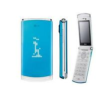 LG GD580 - Blue Lollipop 3.2MP Music 3G Phone Unlocked Free Shipping