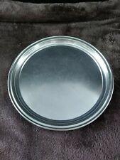 New listing Vintage Insico Round Pewter Platter #0540