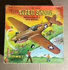 COMET Curtiss P-40 D Tiger Shark toy airplane