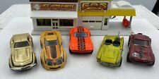 Lot of 5 Collectible/ Die-Cast Cars Corvettes/ 1:64th Scale/ Hot Wheels Hwcc62