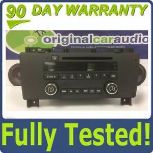 2007 - 2009 Buick Allure Lacrosse OEM GM AM FM Single CD Radio Player 15902752