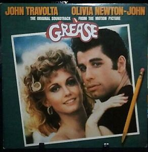 GREASE: The Original Soundtrack From the Motion Picture (OST) GateFold DOUBLE Al