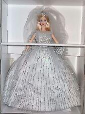 MILLENNIUM BRIDE BARBIE-SWAROVSKI DRESS, GORGEOUS!