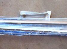 TAILGATE MOLDINGS & CLIP SET 1967 68 69 1970 1971 1972 CHEVROLET TRUCK BLAZER