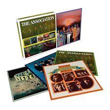 THE ASSOCIATION - ORIGINAL ALBUM SERIES - NEW CD SET