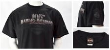 Harley Davidson 105 Years Of Great Motorcycles Graphic T Shirt Skip Fordyce L