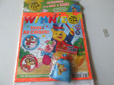 winnie 307...pochette avec  le sac a rire ..neuf