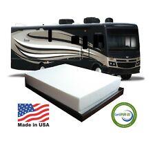 "10"" Grand Gel Memory Foam Mattress Bed RV Queen Short Size Made in USA"