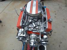 CHEVY 350 HI PERFORMANCE  ENGINE TURN KEY 350+HP LOADED