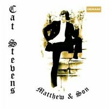 "CAT STEVENS ""MATTHEW & SON (+BONUSTRACKS)"" CD NEU"