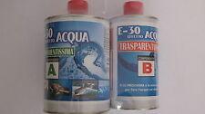 Resina Epossidica E-30 Effetto Acqua Gr 800