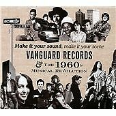 Make It Your Sound, Make It Your Scene - Vanguard Records & The 1960s Music (VAN