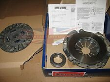 "New Borg and Beck 3 Piece Clutch Kit Triumph Spitfire 1965-1972 6.5"" 10 Spline"