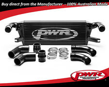 PWR Mitsubishi Triton MQ 2015-onwards Intercooler + Piping Kit PWI64898BK BLACK