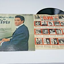 Elvis Presley With The Jordanaires His Hand In Mine 1960 Vinyl Record