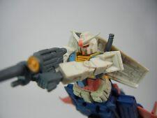 "Gundam Gashapon S.O.G 1/300 Series ""Gundam + G-Fighter B Parts""  Figure BANDAI"