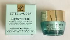 NEW Estée Lauder Night Wear Plus Anti-Oxidant Night Detox Creme (0.17 oz, Boxed)