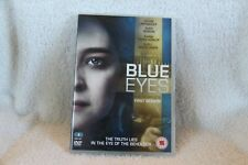 BLUE EYES DVD ~ THE TRUTH LIES IN THE EYE OF THE BEHOLDER; COMPLETE 1ST SEASON