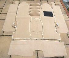 ROVER P6 2000 - 2200 - 3500 NEW CREAM CARPET SET