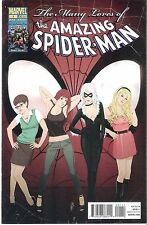 The Many Loves of Amazing Spider-man #1 Black Cat Mary Jane Gwen Stacy July 2010