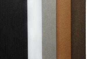 (28,70€/m²) SnapPap® waschbares Papier in Lederoptik A4  Veganes Leder div.Farb.