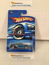#4  Bugatti Veyron #144 * All Small Wheels ASW Error * 2006 Hot Wheels * HA8