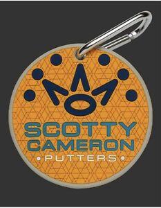 2021 Scotty Cameron PGA Championship Putting Disk Disc Circle T Luxe Orange
