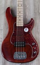 G&L Tribute Kiloton Electric Bass, Maple Fingerboard - Irish Ale +Cable
