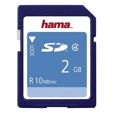 SD Card 2gb Class 4 Hama