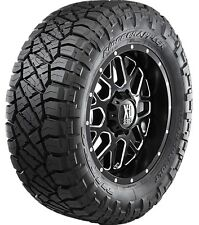 4 New 37x12.50R20LT Nitto Ridge Grappler Tires LT 37x12.50-20 10 Ply E 126Q