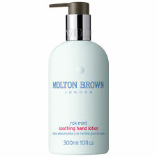 Molton Brown Rok Mint Soothing Hand Lotion 300ml/10oz New