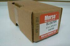 """BLOATER"" Cutless Bearing 1""x1-3/8""x4"" Marine Cutlass Bearing MORSE BRASS SHELL"