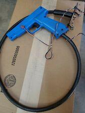 Suzohapp blue arcade gun untested virtual cop or hoses of dead