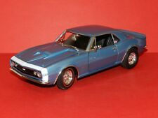 GMP/Acme 1967 Chevrolet Camaro 427 SS Nicky Custom Shop. Blue MiB