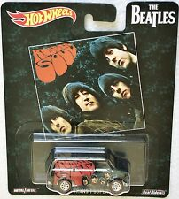 HOT WHEELS POP CULTURE 2017 THE BEATLES FORD TRANSIT SUPERVAN