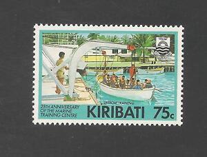 Kiribati #594 (A98) VF MNH - 1992 75c Marine Lifeboat Training School