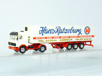 Albedo Herpa Mercedes Lorry Hans Ratzeburg Truck
