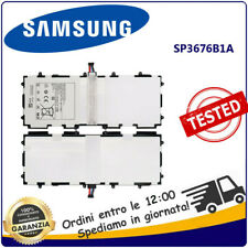 """Batteria Samsung SP3676B1A 7000mAh Per Galaxy Tab 10.1"""" GT-P7500 P7510 N8000"""