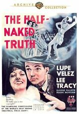 The Half-Naked Truth DVD (1932) - Lee Tracy, Lupe Velez, Gregory La Cava